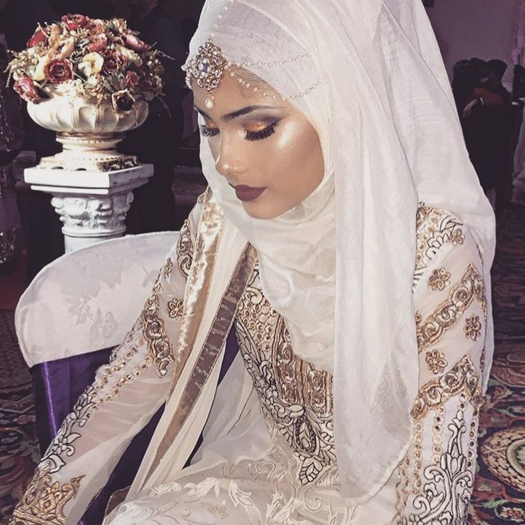 75c53ab3484b8621618998f2edd7f59c-hijab-wedding-dresses-hijab-bride ...